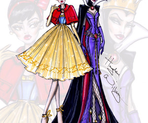 snow white, disney, and hayden williams image