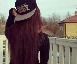 obey and hair image