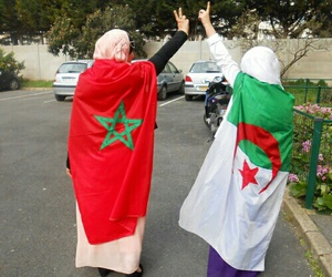 Algeria and morocco image