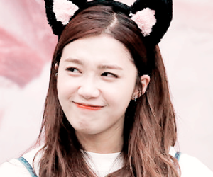 cat ears, cutie, and fav image