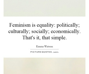 culture, equality, and feminism image