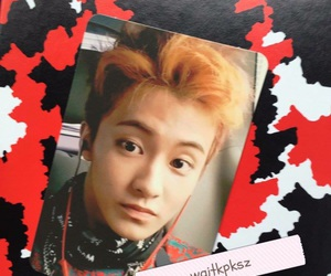 mark and nct 127 image