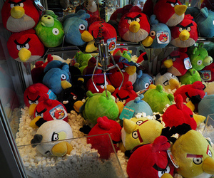 photography and angry birds image