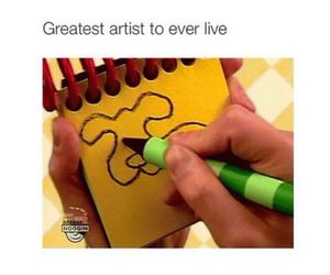 blues clues and funny image