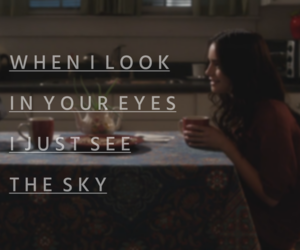 eyes, P!ATD, and song image