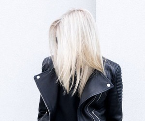 hairstyle, haircut, and blonde image