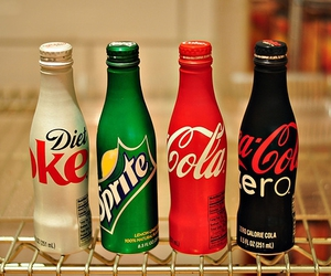 cocacola, nice, and soda image