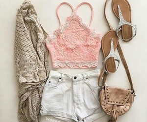 beatiful, pretty, and outfit image
