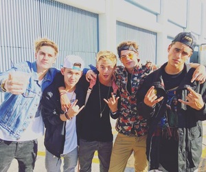 taylor caniff, carter reynolds, and jack johnson image