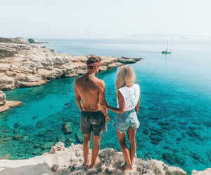 couple, goals, and summer image