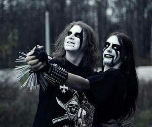 Black Metal and metalhead image