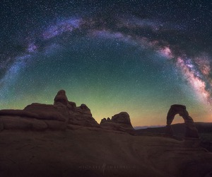 beautiful, explore, and galaxy image