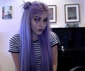 beautiful, head, and violethead image