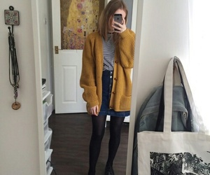 outfit, grunge, and tumblr image