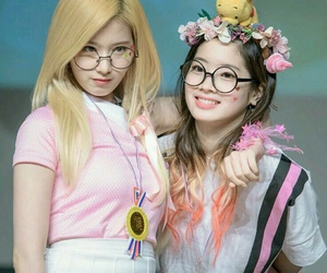 dahyun, twice, and sana image