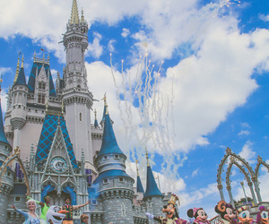disney, disney world, and disneyland image
