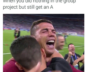 funny, football, and school image