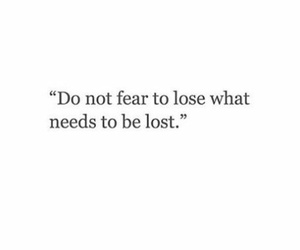 fear and quotes image