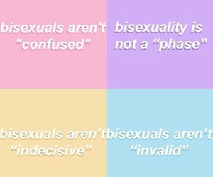 bisexual, blue, and colors image