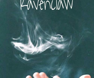 air, ravenclaw, and blue image