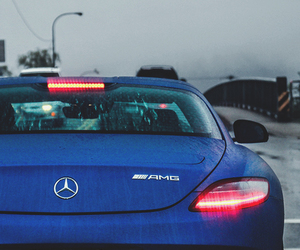 car, travel, and amg image