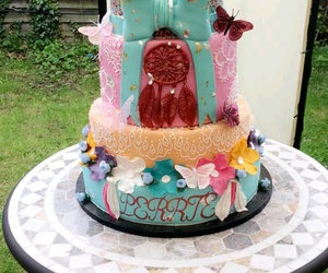 perrie edwards, birthday, and cake image