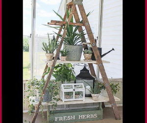 repurposing, old ladder, and diy projects image