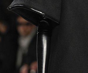 future fashion, fetish, and glove image