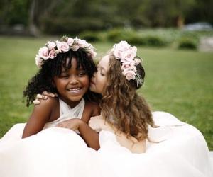 flower girls and cute children photos image