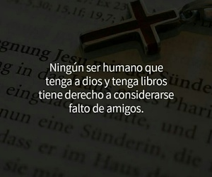 book, god, and amigos image