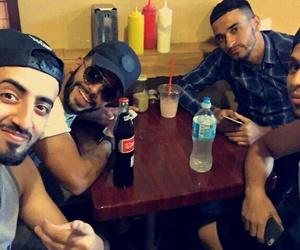 los angeles, snapchat, and adam saleh image