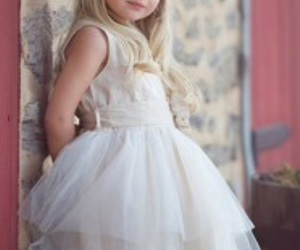 cute children photos and flower girls image