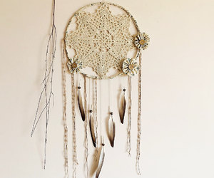 dreamcatcher and handmade image
