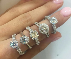 fashion, jewelry, and marriage image