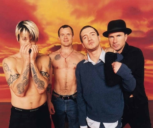 red hot chili peppers, rhcp, and band image