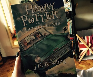 libro, book, and harry potter image