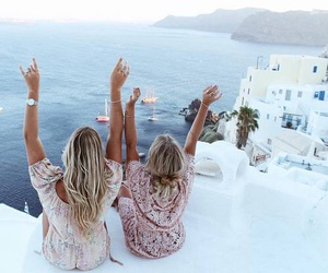 summer, style, and vacation image