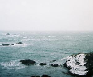 landscape, sea, and ocean image