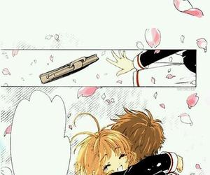 manga, sakura card captor, and sakura kinomoto image