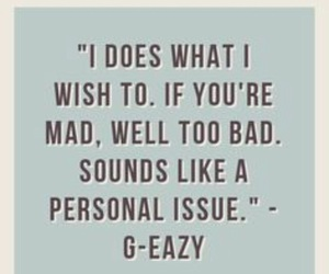 g-eazy and imeanit image