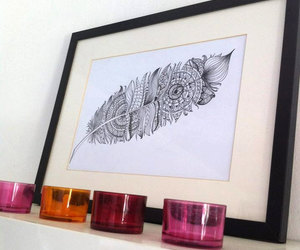 art, drawings, and etsy image