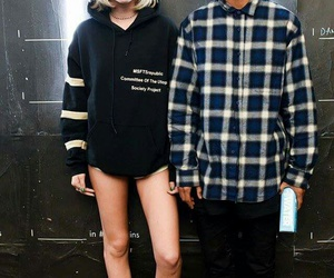 jaden smith, sarah snyder, and couple image
