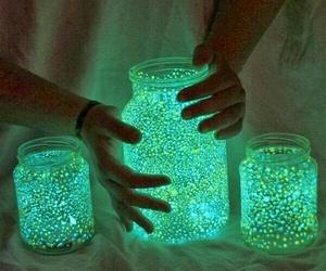 frascos fosforecente image