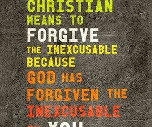 christian, god, and quote image