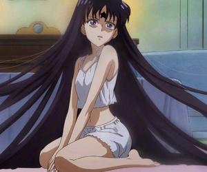 sailor moon, hotaru, and mistress 9 image