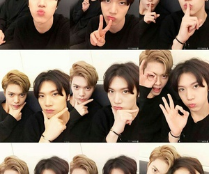 ten, hansol, and smrookies image