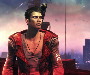 devil may cry, dmc, and videogame image