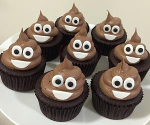cupcake, food, and funny image