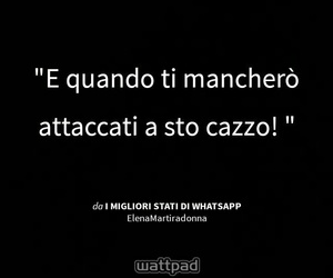 frasi, nero, and italiano image