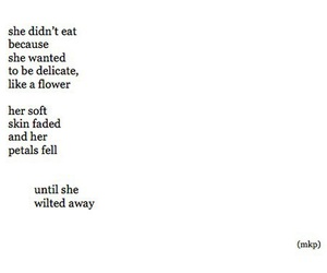 flowers, quote, and poem image
